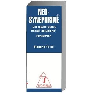 NEOSYNEPHRINE*GTT 15ML2