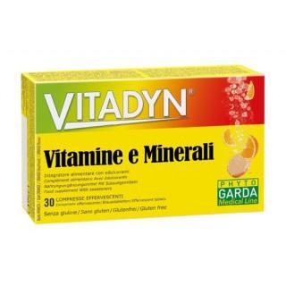 VITADYN VITAMINE/MIN 30CPR EFF