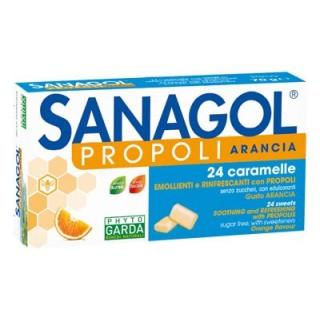 SANAGOL PROPOLI S/Z ARANCIA 24