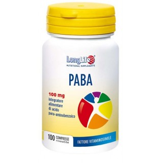 LONGLIFE PABA 100 100CPR