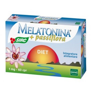 MELATONINA DIET 60CPR NF