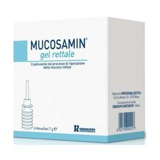 MUCOSAMIN GEL RETT MICROCL 6PZ