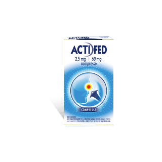 ACTIFED*12CPR 2