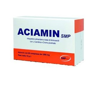 ACIAMIN BLISTER 60CPR