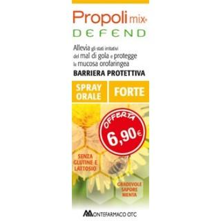 PROPOLI MIX DEFEND SPRAY 30ML