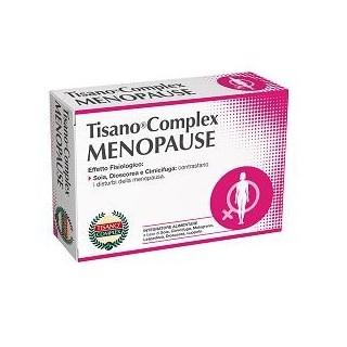 MENOPAUSE TISANO COMPLEX 30CPR
