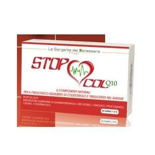 STOP COL Q10 30CPS