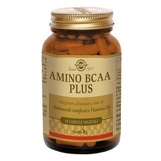 AMINO BCAA PLUS 50CPS