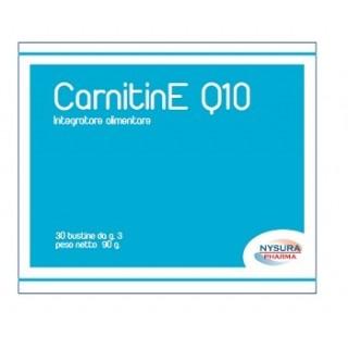CARNITINE Q10 30BUST