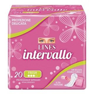 LINES INTERVALLO FRESH RIP 20P