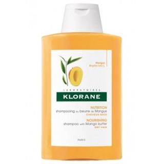 KLORANE SH BURRO DI MANGO200ML