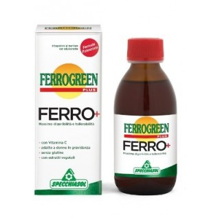 FERROGREEN PLUS FERRO+ 170ML