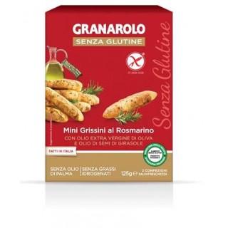 GRANAROLO MINI GRISSINO ROSM