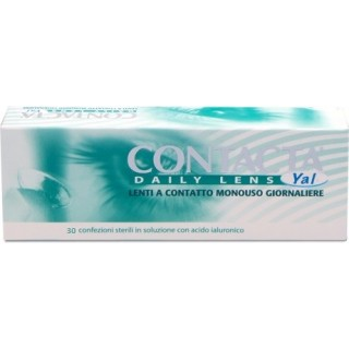 CONTACTA DAILY LENS Y 30 -0
