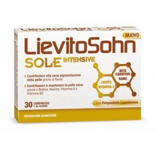 LIEVITOSOHN SOLE INTVE 30CPR