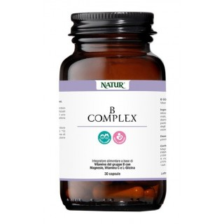 B COMPLEX 30CPS