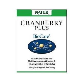 CRANBERRY PLUS 30CPS VEG