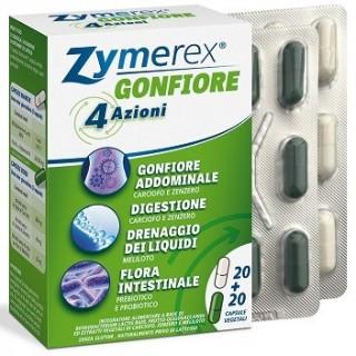 ZYMEREX GONFIORE 40CPS VEG