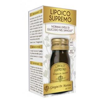 LIPOICO SUPREMO 60PAST