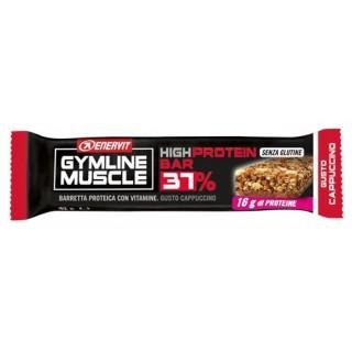 GYMLINE PROT BAR 37% CAPPUCCIN