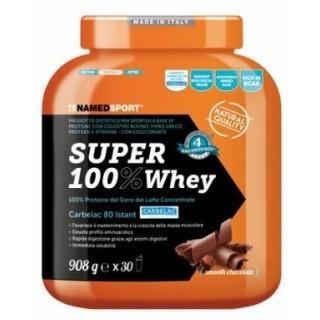 SUPER 100% WHEY SMO CHOC 908G
