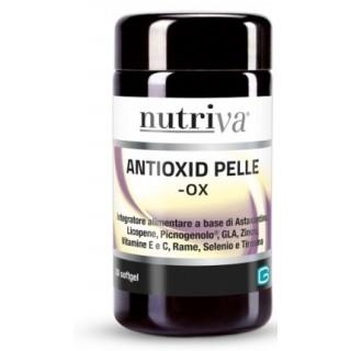 NUTRIVA ANTIOXID PELLE 30CPS