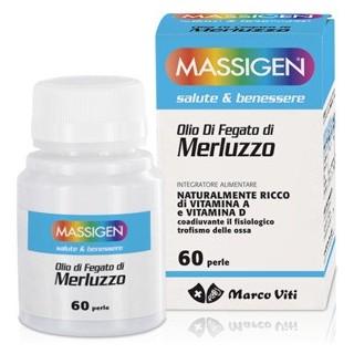MASSIGEN OLIO FEGATO MERL60PRL