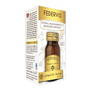 FEDERVIS 100PAST