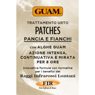 GUAM PATCHES TRATT PAN/FIAN8PZ