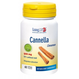 LONGLIFE CANNELLA 60CPS
