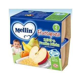 MELLIN FRUT PURA FRU MIS4X100G