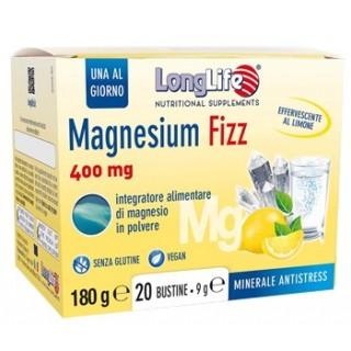 LONGLIFE MAGNESIUM FIZZ 20BUST