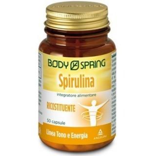 BODY SPRING SPIRULINA 50CPS