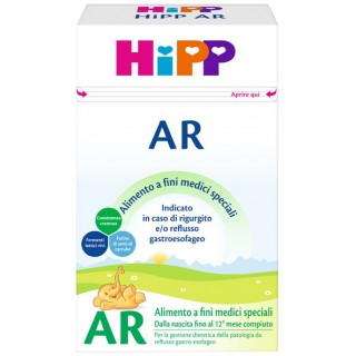 HIPP AR LATTE ANTIREFLUSSO500G