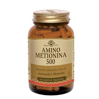 AMINO METIONINA 500 30CPS VEG