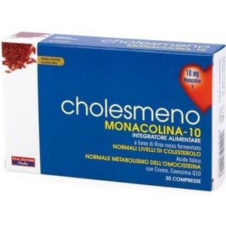 CHOLESMENO MONACOLINA 10 30CPR