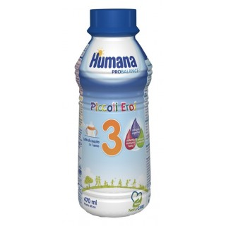 HUMANA 3 PROBAL 470ML BOTT