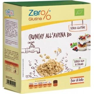 ZER% GLUTINE CRUNCHY AVENA375G