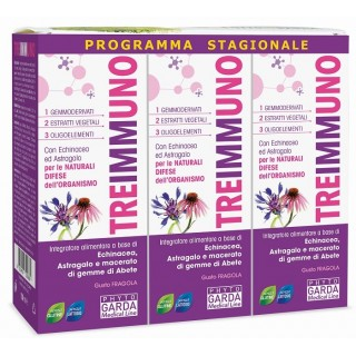 TREIMMUNO 2+1 OMAGGIO 3X150ML