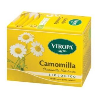 VIROPA CAMOMILLA BIO 15BUST