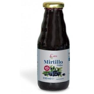 MIRTILLO POLPA CAIRA BIO 330ML