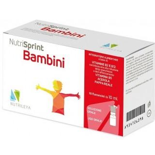 NUTRISPRINT BAMBINI 10FL 10ML