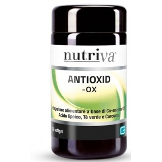 NUTRIVA ANTIOXID-OX 30CPS