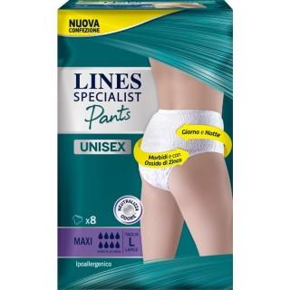 LINES SPEC PANTS MAXI LX8