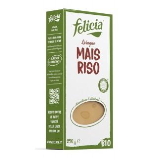 FELICIA BIO MAIS/RISO LASAGNE