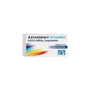 LEVOREACT OFTA*COLL 4ML 0