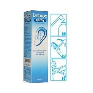 DEBROX SPRAY 125ML