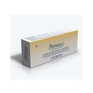PERGILL 400MG 40CPR