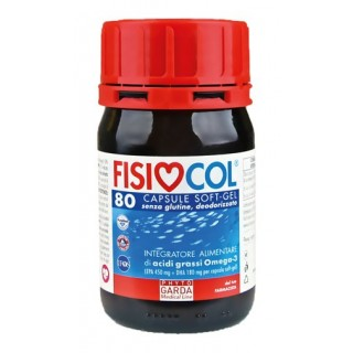 FISIOCOL OMEGA 3 80CPS
